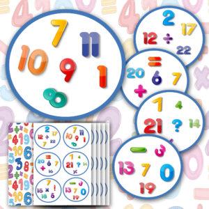 Dobble Matematika