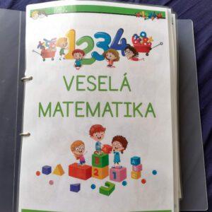 Kniha aktivit VESELÁ MATEMATIKA