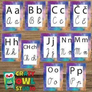 Galaktická abeceda